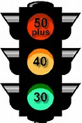 ageism traffic light