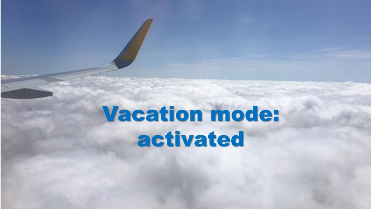 Vacations: Valuable leadership lessons from mytravels!